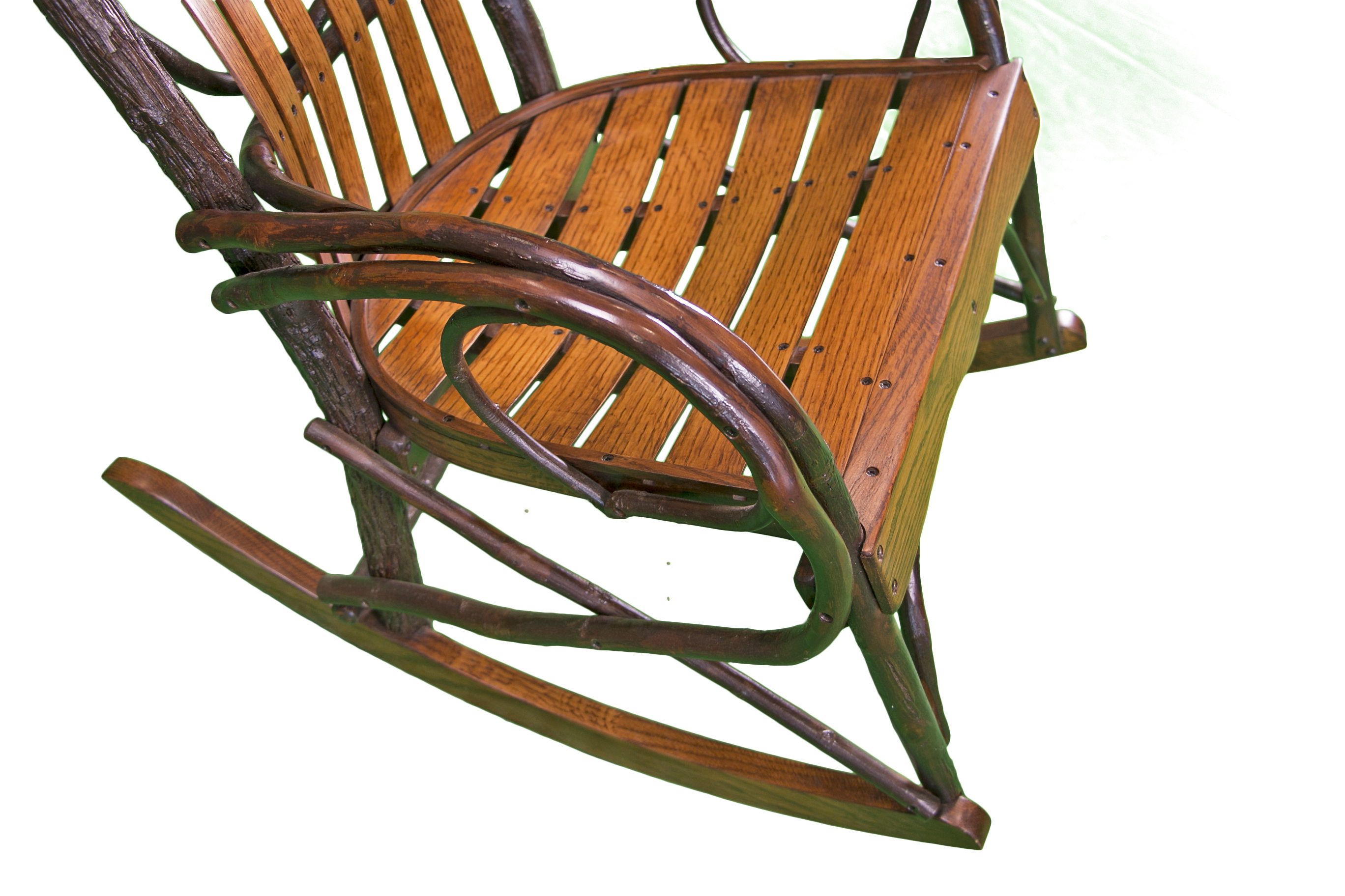 Wooden Rocking Chair – Timber Lodge Furniture