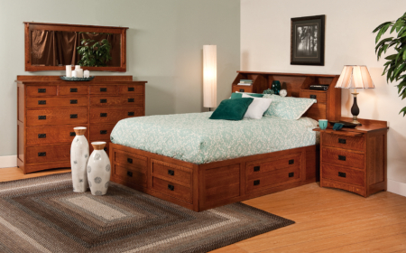 Jacobson Collection Bedroom Set
